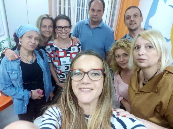 Andrea DJokic, Multipla skleroza, neuronet.rs